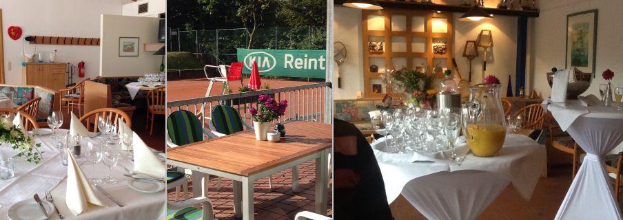 Gastronomie im Tennisclub Rellinghausen