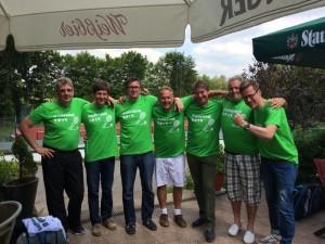 Herren-Mannschaft 40 TVR Tennis