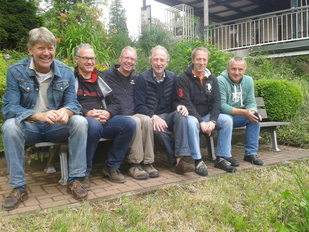 Herren-Mannschaft 50