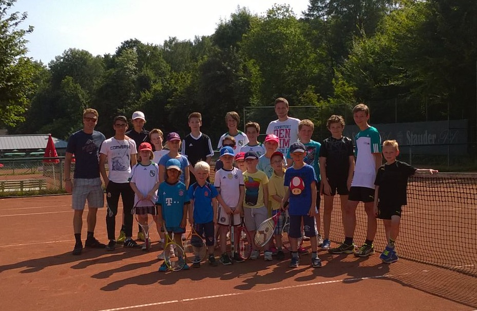 TV Rellinghausen Sommercamp Tennis