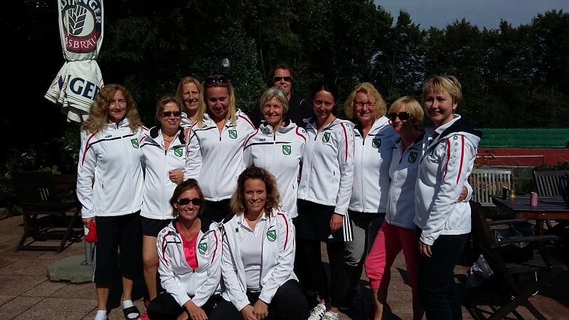 TVR Damen-Mannschaft 40