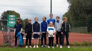 Vereinsmeisterschaftsturnier der Jugend 2015