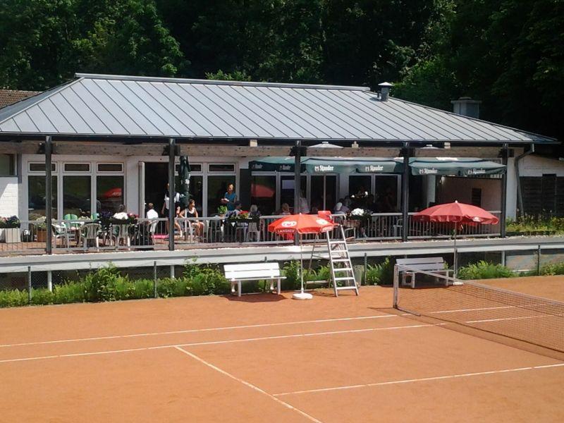 Clubhaus des TV Rellinghausen Tennis | Am Glockenberg 16, 45134 Essen