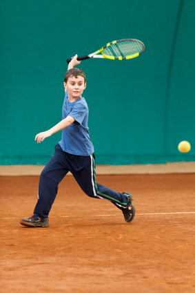 Jugendtraining vom TV Rellinghausen Tennis